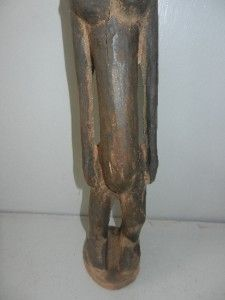 Lobi Bateba Divination Figure African Tribal Art Burkina Faso