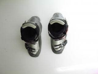 Salomon Sport Mission Gray Intermediate Ski Boots Mens Size