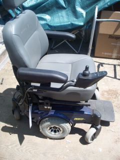 Invacare Pronto M71 Sure Step Electric Wheel Chair New Batteries