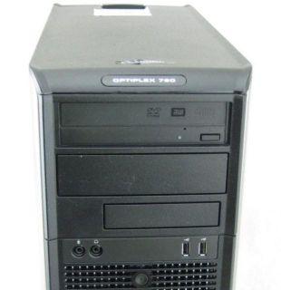 Dell Optiplex 760 Intel Pentium Dual Core CPU E5300 2 6GHz 2GB DDR2