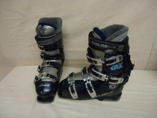 Dalbello CRX Womens Intermediate Ski Boots Size 7 US 24 Mondo