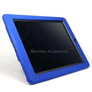 Double Layer Hard Case Cover for The New iPad 3 2 Gen Accessory
