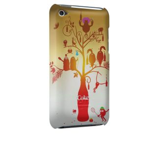 Case mate Coca Cola iPod Touch 4G Barely There Case   Whoodie Who