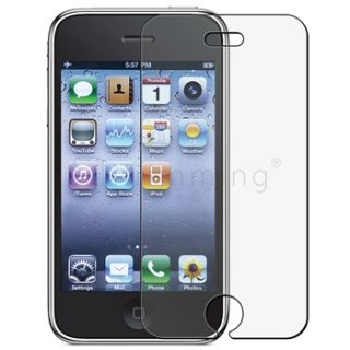 Silver Diamond Case Screen Protector for iPhone 3G 3GS