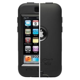 OTTERBOX PROTECT IPOD TOUCH 2G 3G DEFENDER CASE SKIN THREE LAYERS OF