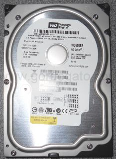 Western Digital Caviar SE WD800BB IDE PATA Internal Hard Disk Drive