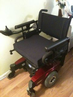 Large Power Wheel Chair Invacare Pronto Motorized Original Price $10