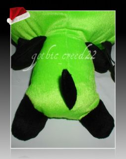 Invader Zim Gir Dog Suit Plush Toy Doll Backpack Bag