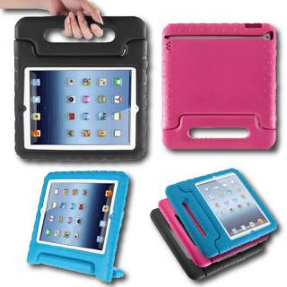 Children Kids Proof Thick Foam iPad Cover Case Stand with Handle 3
