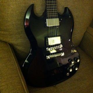 Gibson SG Tony Iommi Guitar