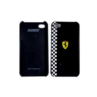 Licensed Ferrari Formula 1 iPhone 4 4S Hard Case Black New