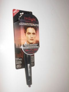 Twilight Edward Sparkle ion Ceramic Vent Hair Brush