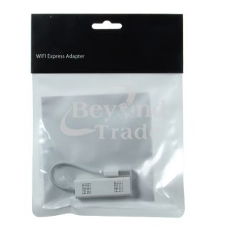 Ethernet WiFi Express Wireless Adapter for App MacBook Air ipad iphone