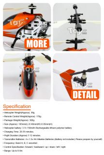 New Metal 3 CH Mini Helicopter Gyro s 9098 UK Stock