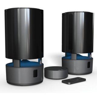 WATER RESISTANT INDOOR OUTDOOR SPEAKERS W USB FOR LAPTOP OR  IPOD