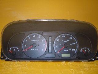 00 01 02 Isuzu Rodeo 2000 2001 2002 Speedometer Instrument Cluster