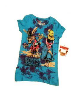 Iron Fist Clothing Alice Wants Revenge Womens T Shirt