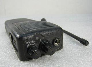 Motorola Radius GP350 UHF 2 Channel Portable Radio 4W
