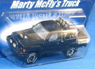 to the Future III Custom Marty McFly 1985 Toyota 4x4 Pickup Truck #10