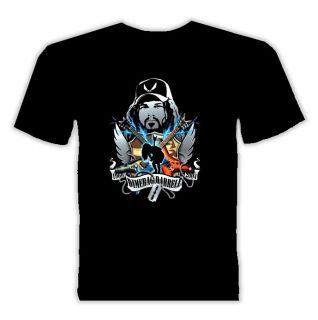 Dimebag Darrell Classic Retro T Shirt