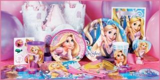 Disney Tangled Birthday Party Supplies Many Choices