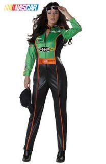 NASCAR Danica Patrick Adult Costume Size Large
