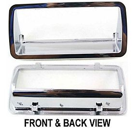 Cover New Chrome Chevy S10 Pickup Isuzu Hombre 99 Car 15007219
