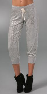 Haute Hippie Sequin Sweatpants