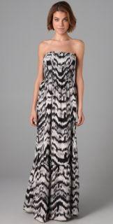 Parker Strapless Long Dress
