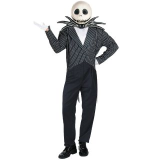 The Nightmare Before Christmas Jack Skellington Deluxe Adult Disney