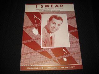 Swear 1958 Roger Coleman David Fleischman Jack Reardon 4207