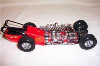 GMP 1 18 Tommy Ivo 4 Engine Dragster