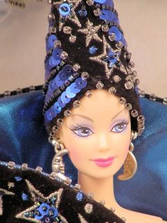 Moon Goddess Barbie Bob Mackie 1996 074299141058