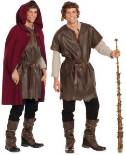 Burda 7333 Mens Robin Hood Costume Pattern