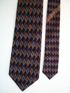 3980 J Z Richards  Silk Necktie Mens Tie 4