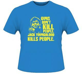 Jack Youngblood La Los Angeles Rams St Louis T Shirt