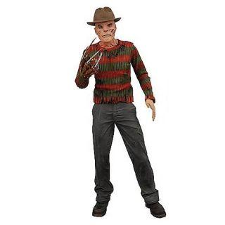 Nightmare on Elm Street movie FREDDY KRUEGER 7 Figure w/ Razor Glove