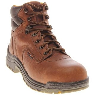 Timberland Pro Titan® Oxford Safety Toe Men's Black Smooth FG