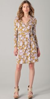 Diane von Furstenberg New Jeane Wrap Dress