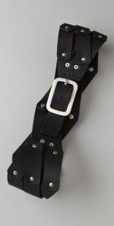 Diane von Furstenberg Jeannie Skinny Belt