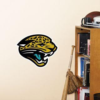 Jacksonville Jaguars Fathead Official Logo NFL Vinyl Wall Graphic