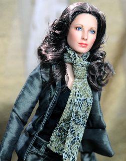 OOAK Doll Jaclyn Smith in Charlies Angels Repaint by Noel Cruz
