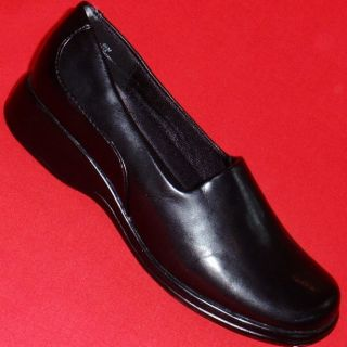 New Womens NW Maddy Black Loafers Slip on Fashion Casual Comfort
