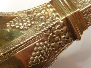 Antique Sterling Silver Gilt Chalice by James Woods Sons C1928