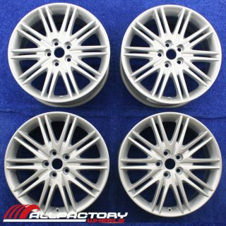 Jaguar s Type 18 2005 2006 2007 2008 Factory Wheels Rims Set 4 Triton