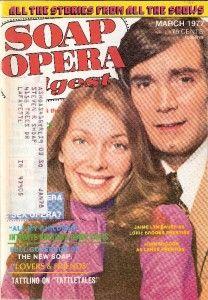 Soap Opera Digest 1977 Jaime Lyn Bauer John McCook
