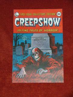 Reproduction Comic Book Front Cover Print Jack Kamen Romero