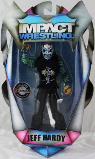 Hardy Ringside Exclusive TNA Impact Jakks Toy Wrestling Figure