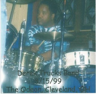Trucks Band Live 3 15 1999 CD 2000 Allman Brothers Jam Band Jazz Blues