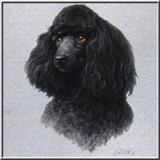 Killen Black Toy Poodle Dog Shirt s M L XL 2X 3X 4X 5X Miniature Mini